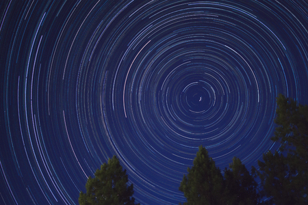 star: Star Trails