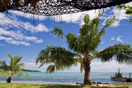 Holiday Island in Samoa