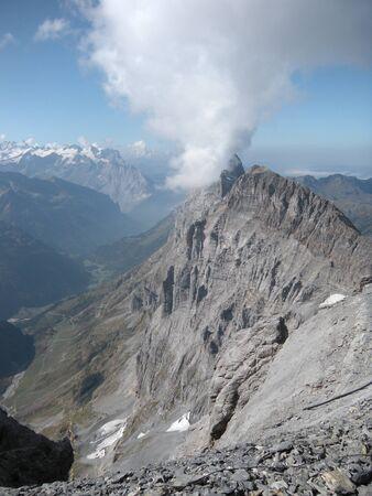 Mt. Titlus, Switzerland