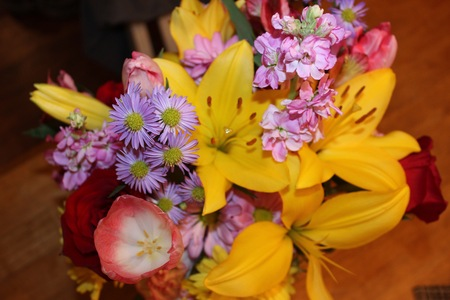 Bouquet Banco de Imagens