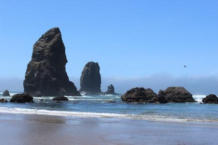 Big Rocks in the Ocean