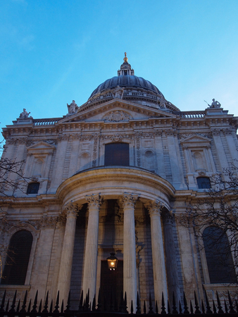 st paul s cathedral: St Paul s Cathedral in London, United Kingdom