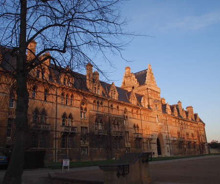 christ church: Christ church University, Oxford, England