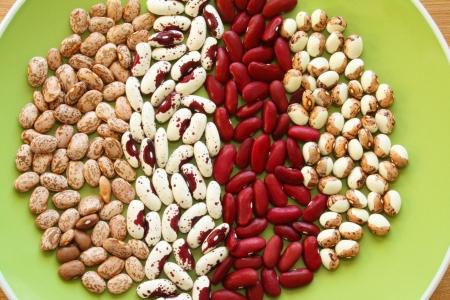 Soup Beans VII Stock Photo