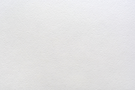 Paper texture. Sheet of white watercolor paper background
