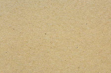 Natural Brown Recycled Paper Texture For Background Stock Photo