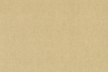 Paper texture. Sheet of beige recycled card background Stockfoto