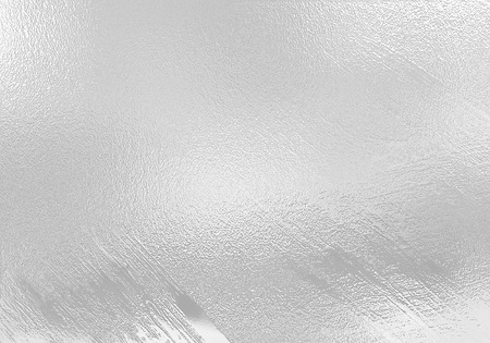 Shiny Silver foil texture background