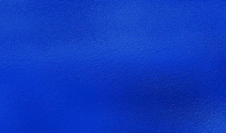Blue foil texture background