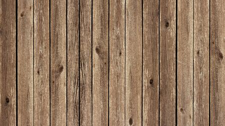Vertical Wooden planking wall