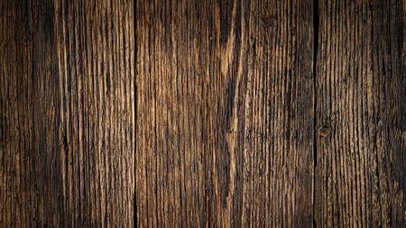Dark Brown wood textured background