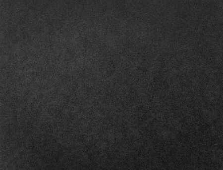 Black paper texture or background. Black Cardboard pattern