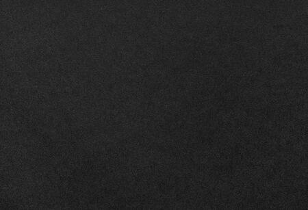 Black paper texture or background. Black Cardboard for artworks.