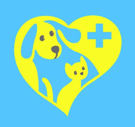 Veterinary clinic care , pets care hospital.