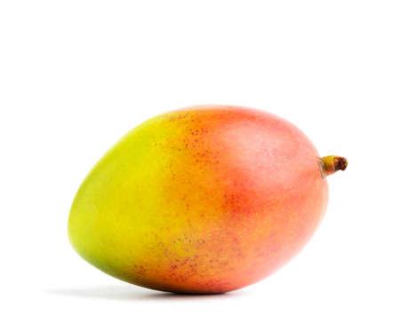 Mango fruit isolated on a white background. 写真素材