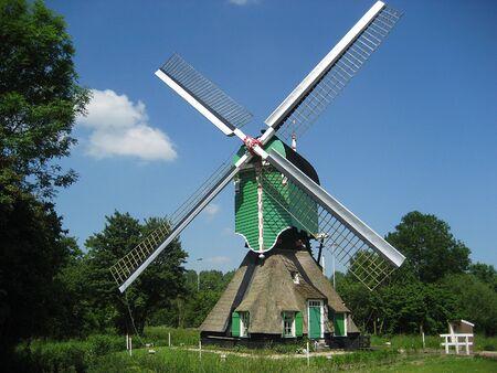 Windmill, Gorinchem, Netherlands