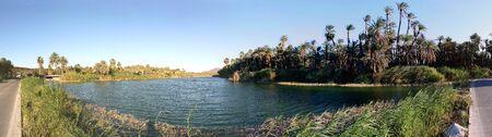 Laguna (lagoon) de San Ignacio, San Ignacio, Baja California Sur, Mexico Stock Photo