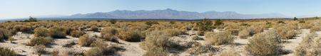 Salton Sea in California, USA Stock Photo