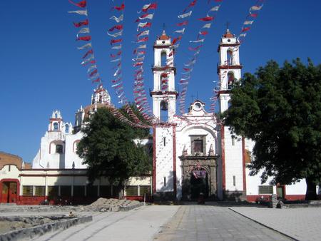 casa colonial: Puebla City, Mexico