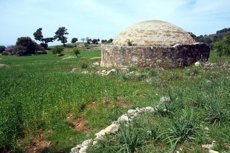 Ottoman Cistern, Turkey Stock Photo
