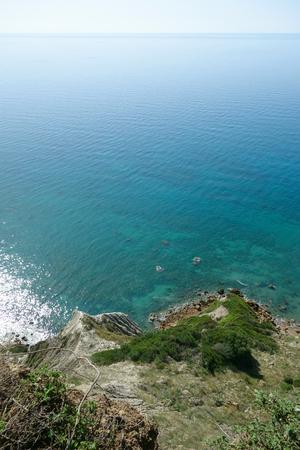 Cape Asprokavos, Corfu Trail, Greece