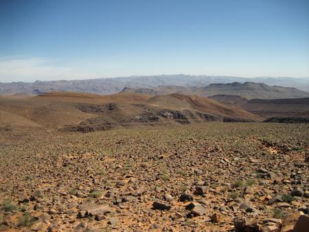 Atlas Mountains, Morocco Stock Photo
