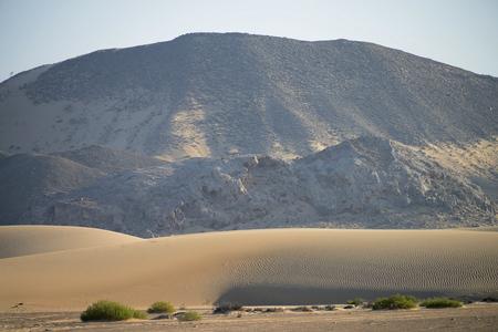 Sand dunes, Bani Bu Ali, Oman