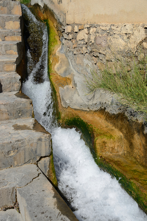 Historical irrigation system, Birkat al Mouz, Oman