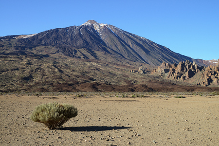 Teide at sunset, Parque Nacional del Teide, Tenerife, Canary Islands, Spain