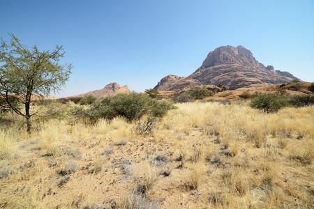 Spitzkoppe, Namib desert, Namibia