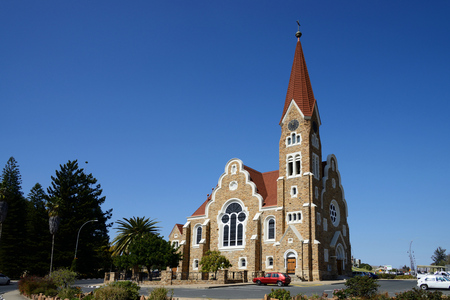 Christchurch, Windhoek, Namibia