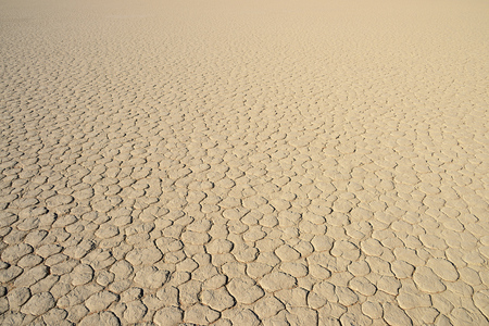 Clod of earth at sunset, Sossusvlei, Namibia