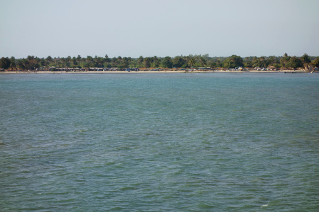 Casamance River, Senegal Stock Photo