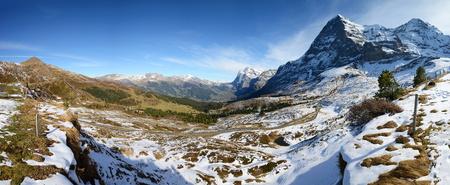 Grindelwald to Kleine Scheidegg Hike, Jungfrau region, Switzerland