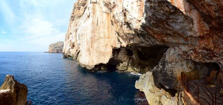 Grotta di Nettuno, Sardinië, Italië