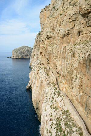 Grotta di Nettuno, Sardinia, Italy Stockfoto