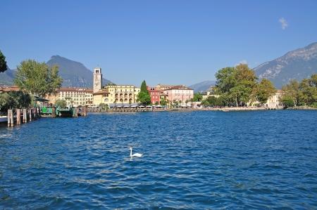 Riva del Garda,Lake Garda,Italy Stock Photo - 16524217