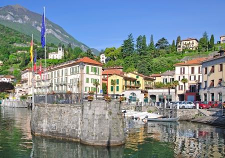 lake como: Menaggio aan het Comomeer, Itali