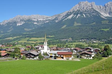 Ellmau,Tirol,Austria