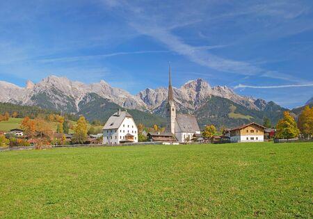 Maria Alm,Salzburgerland,Austria