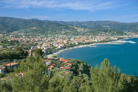 Diano Marina,italian Riviera,Liguria,Italy,