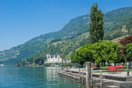 canton: near Vitznau at Lake Lucerne,Lucerne Canton,Switzerland