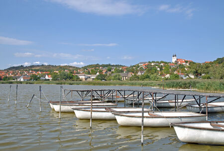Tihany,Lake Balaton,Hungary