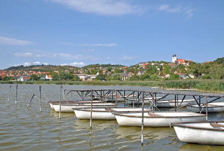 balaton: Tihany,Lake Balaton,Hungary