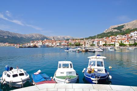 krk: Baska,Krk Island,adriatic Sea,Kvarner,Istria,Croatia