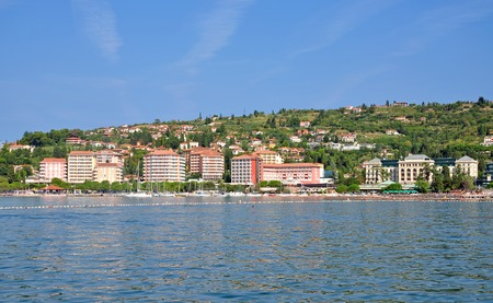 Portoroz,adriatic Sea,Slovenia
