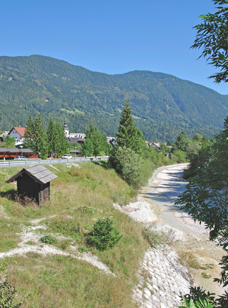 gora: Kranjska Gora,Triglav National Park,Slovenia