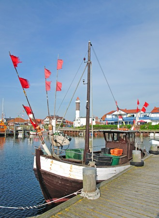 Harbor of Timmendorf,Poel Island,Baltic Sea,Germany