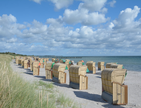 southern: Southern Beach,Fehmarn Island,baltic Sea,Germany