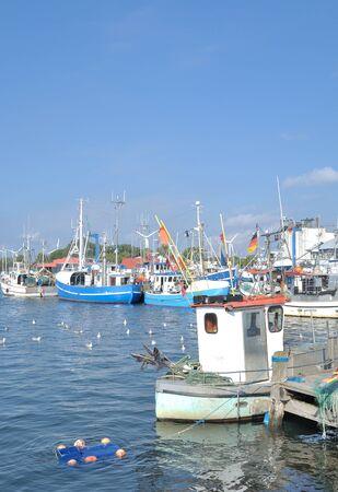 burg: Harbor,Burgstaaken,Burg,Fehmarn,baltic Sea,Germany